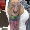 Sunflower Sleeve
